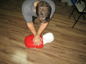 "St Mark James CPR level ""A"" Courses in Red Deer, Alberta"