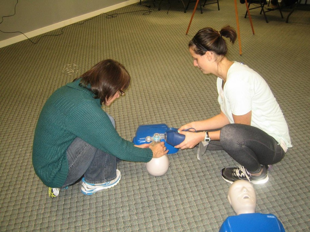 "Canadian Red Cross CPR level ""HCP"" courses in Red Deer, Alberta"
