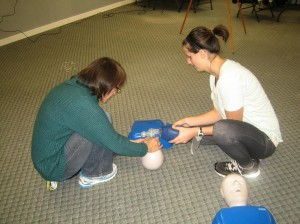 "St Mark James CPR level ""HCP"" courses in Red Deer, Alberta"