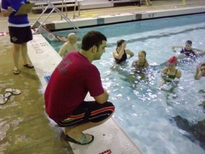 First Aid Management of Drowning
