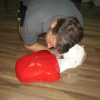 First aid care - ABC