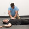 Chest compressions during CPR courses