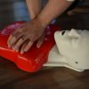 Cardiopulmonary resuscitation (CPR) and using an automated external defibrillator (AED) can save a life.
